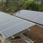 Des panneaux solaires pour le bien être de la planète et notre porte-feuille