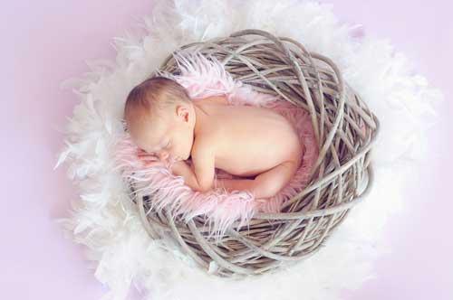 vêtements d'occasion bébé