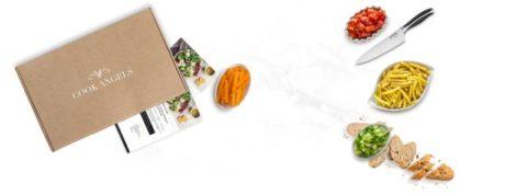 Changez vos habitudes alimentaires avec les box cuisine Cook Angels