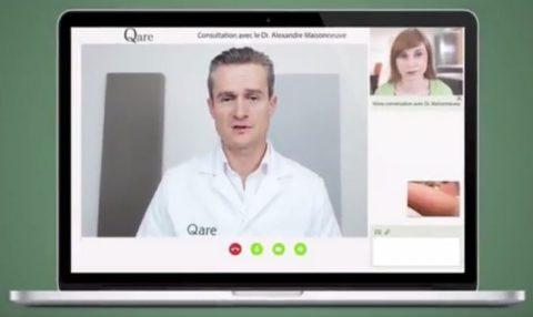Téléconsultation : Votre rendez-vous avec un médecin en vidéo