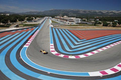 VIP transfer, circuit of Castellet